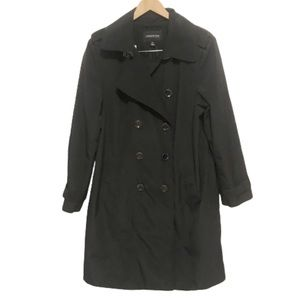 London Fog XL double breasted trench coat XL